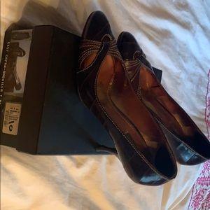 Dolce & Gabbana Eel skin shoes 40